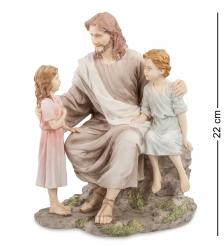 WS-505 Статуэтка  Проповедь Иисуса