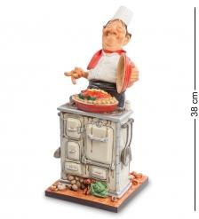 FO-85524 Статуэтка  Шеф-повар   The Master Chef. Forchino