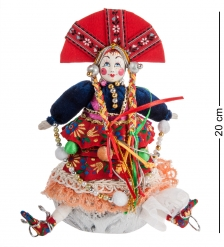 RK-400 Кукла малая  Ряженая