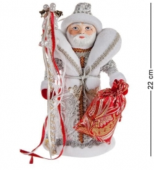 RK-614 Кукла  Дед Мороз с подарками