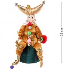RK-403 Кукла малая  Двуликий шут-Янус