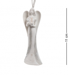 CMS-17/20 Фигурка подвесная «Ангел со свечой»  Pavone