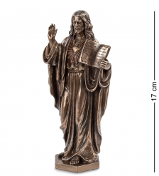 WS-419 Статуэтка  Иисус с Ветхим Заветом