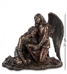 WS-424 Статуэтка  Иисус и Ангел