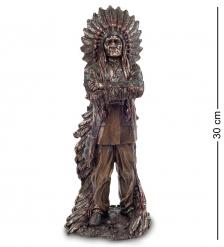 WS-443 Статуэтка  Индейский вождь