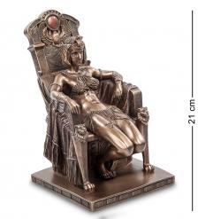 WS-446 Статуэтка  Клеопатра на троне