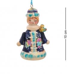 МР-23/ 3 Елочная игрушка «Снегурочка» в асс.