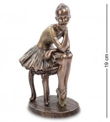 WS-410 Статуэтка  Юная балерина