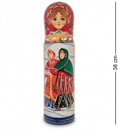 МР-25/ 60 Футляр для бутылки  Маруся