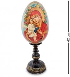 ИКО- 1 Яйцо-икона  Божией Матери Жировицкая  Овечкина М.В.