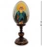 ИКО-25 Яйцо-икона  Святой преподобный Сергий Радонежский чудотворец  Овечкина М.В.