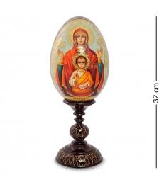 ИКО-11 Яйцо-икона  Знамение  Овечкина М.В.