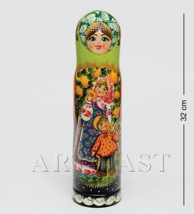 МР-25/ 28 Футляр для бутылки  Аленушка