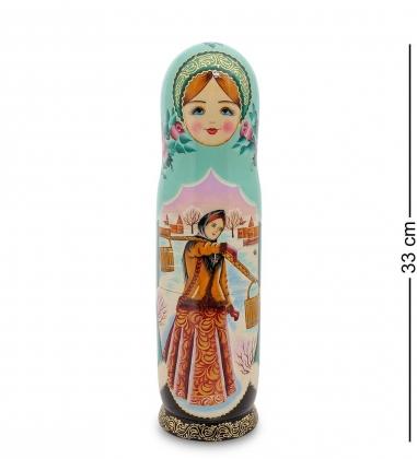 МР-25/ 66 Футляр для бутылки  Настенька