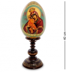 ИКО-19 Яйцо-икона  Почаевская  Рябова Г.