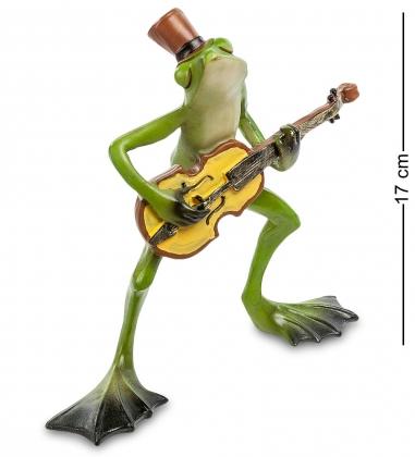ED-133 Фигурка Лягушонок - Аккорд гитары я беру...