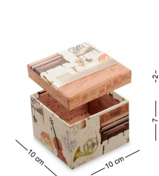WA-53-15/1 Коробка Куб новый