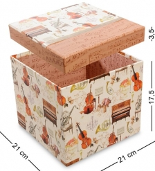 WA-53-15/4 Коробка «Куб новый»