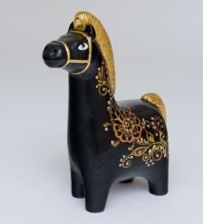 15956 Фигурка гипсовая «Лошадь Стелла»  с декором  эк.