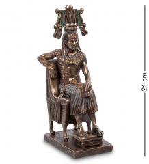 WS-470 Статуэтка  Фараон на троне