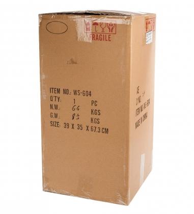 WS-604 Статуэтка-шкатулка «Атлас»