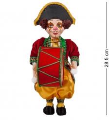 RK-132 Кукла  Клоун с барабаном