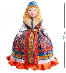 RK-105/1 Кукла-грелка на чайник  Дуняша