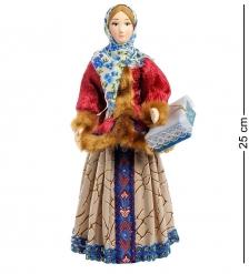 RK-273 Кукла  Настенька с корзинкой