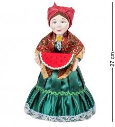 RK-135 Кукла  Купчиха с арбузом