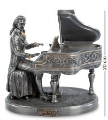WS- 65 Статуэтка  Моцарт за роялем