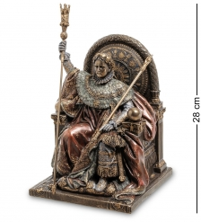 WS-472 Статуэтка  Наполеон на императорском троне   Жан Огюст Доминик Энгр