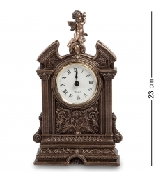WS-610 Часы в стиле барокко «Амур»