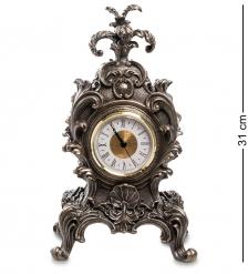 WS-614 Часы в стиле барокко «Королевский цветок»