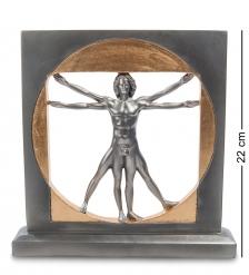 WS- 70 Статуэтка  Витрувианский человек   Леонардо да Винчи