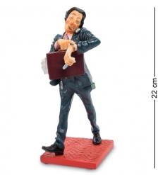 FO-84004 Статуэтка мал. Бизнесмен  The Businessman. Forchino