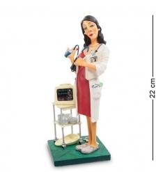 FO-84006 Статуэтка мал. Доктор  The Madam Doctor. Forchino