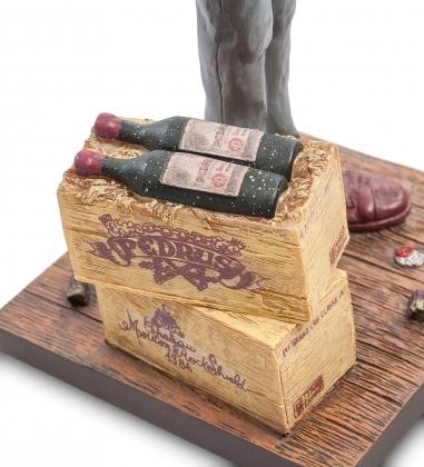FO-84007 Статуэтка мал.  Сомелье   The Wine Taster. Forchino