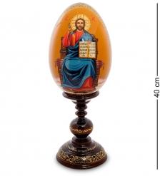 ИКО-10 Яйцо-икона  Господь Вседержитель  Рябов С.