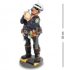 PRO-11 Статуэтка  Полицейский   Profisti.Parastone
