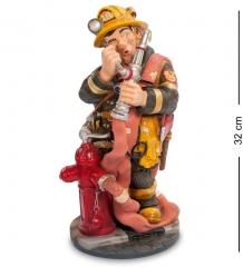 PRO-16 Статуэтка  Пожарный   Profisti.Parastone