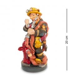 PRO-36 Статуэтка мал.  Пожарный   Profisti.Parastone