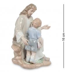 JP-40/14 Статуэтка  Наставления Христа   Pavone