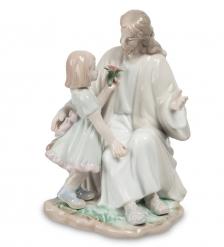 JP-40/15 Статуэтка  Наставления Христа   Pavone