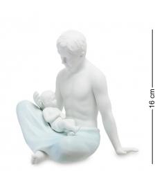 VS- 26 Статуэтка  Отец и дитя   Pavone