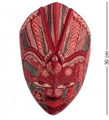 10-005 Маска  Райская птица   батик, о.Ява  30 см