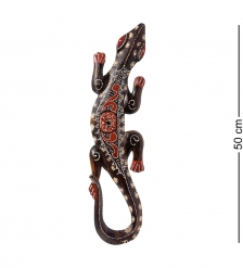 20-030 Панно настенное Геккон  албезия, о.Бали  50 см