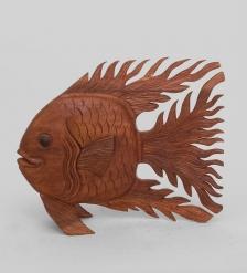 15-023 Статуэтка Золотая рыбка суар