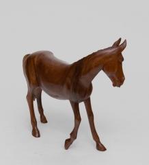 15-024 Статуэтка  Дикая лошадь  25 см суар