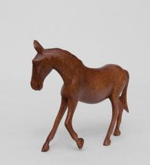15-028 Статуэтка  Дикая лошадь  15 см суар