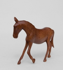 15-028 Статуэтка «Дикая лошадь» 15 см суар